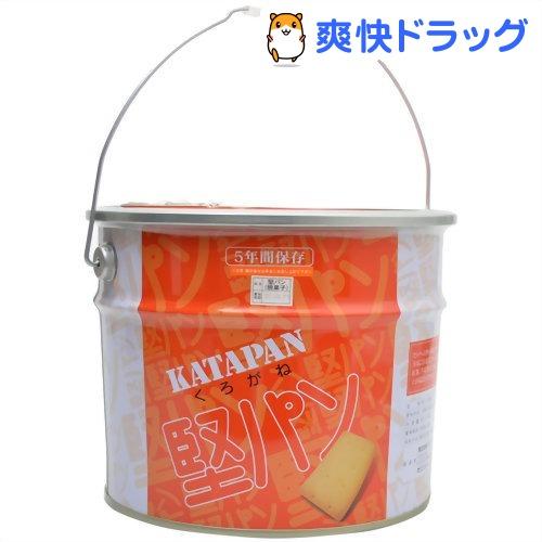 くろがね堅パン スチール缶入り(5枚入*34袋入)【くろがね】[保存食]