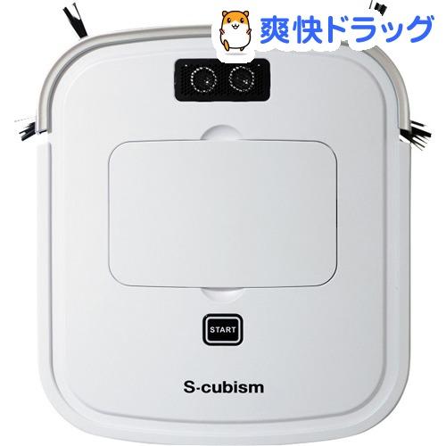 床用薄型 ロボット掃除機 パールホワイト / シャンパンゴールド SCC-R05PW(1台)