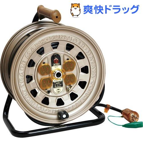 ハタヤ サンタイガーリール 30m GT-301KX(1コ入)【ハタヤ】