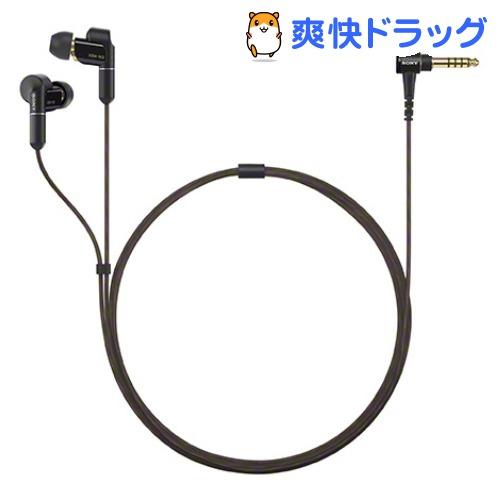 ソニー 密閉型インナーイヤーレシーバー XBA-N3BP ブラック(1コ入)