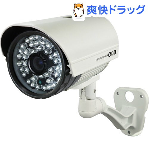 録画装置内蔵型防犯カメラ 64G対応 OL-022W(1台)