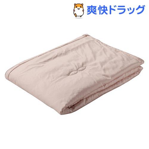肌掛け布団 ソワージュシルクコンフォーター ピンク シングルサイズ AE07501081P(1枚入)