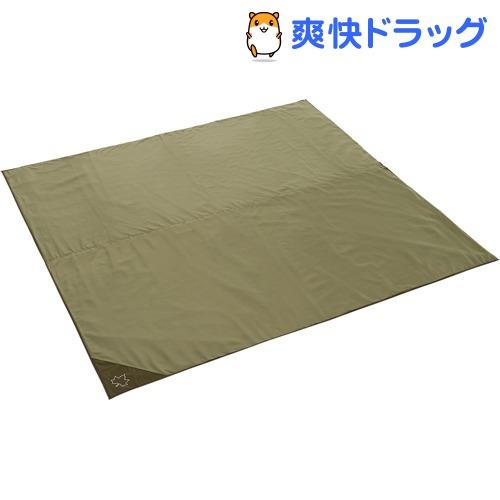 テントぴったり防水マット・XL(1枚)【ロゴス(LOGOS)】