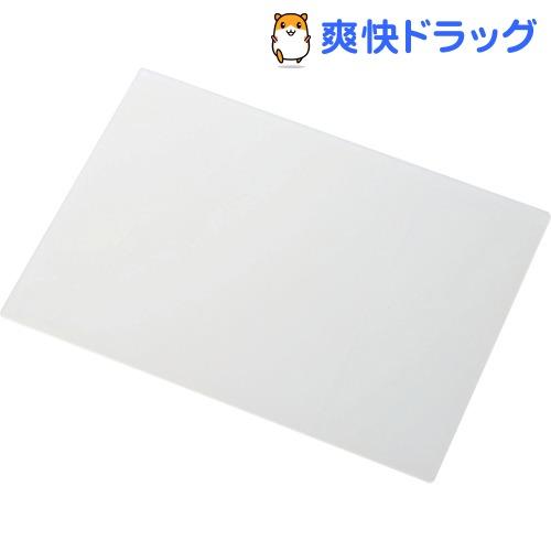 エレコム 値引き 新作販売 ELECOM ボールペンでメモが書き込めるマウスパッド XLサイズ MP-SR02CR 1枚入 クリア
