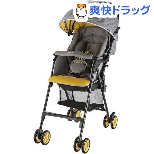 カルガルー ファースト グレー(1台)【リッチェル ベビー用品】