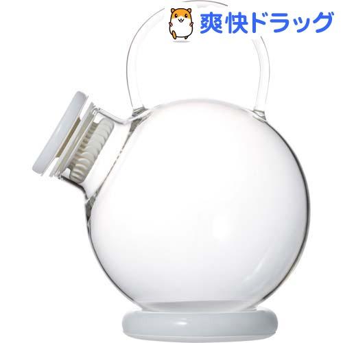 iwaki SNOWTOP ティーシリーズ ティーポット 1000ml (ホワイト) 806T-W(1コ入)