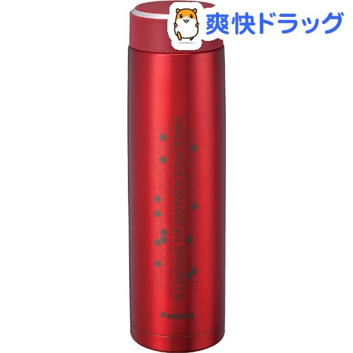 Peacock stainless steel bottle Mag type 0.8 L AMG-80 cleared (1 pieces) [water bottle]