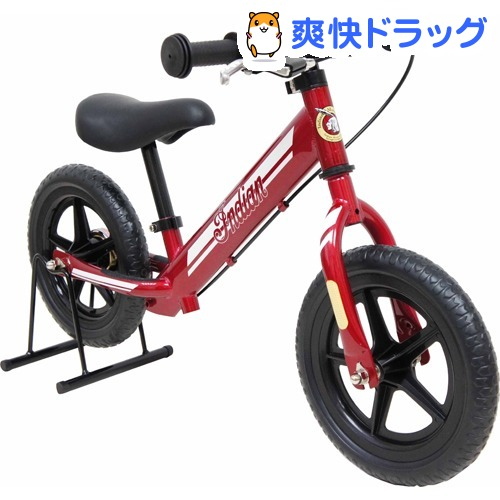 Ramasu インディアン ランニングバイク レッド ID-B(並行輸入品)(1コ入)【Ramasu】
