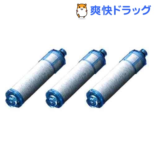 イナックス 交換用浄水カートリッジ 高塩素除去タイプ JF-21T(3コ入)【INAX(イナックス)】