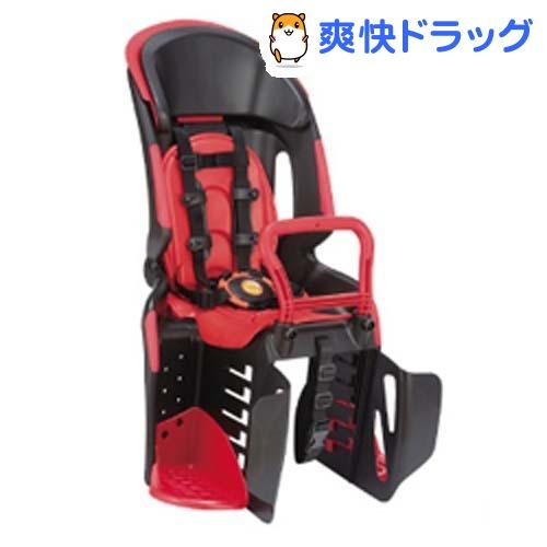 ヘッドレスト付コンフォートうしろ子供のせ RBC-011 DX3 ブラック・レッド(1台)【送料無料】