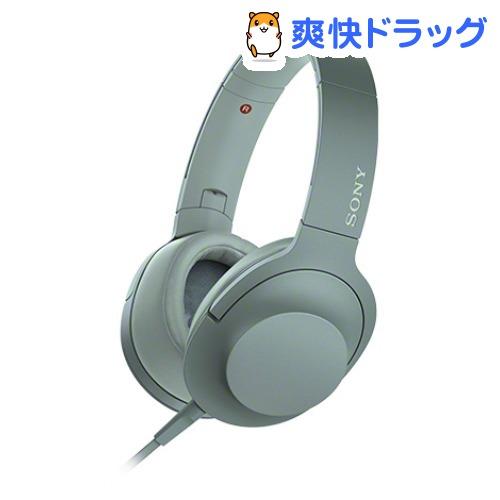 ソニー ステレオヘッドホンh.ear on 2(MDR-H600A) G(1コ入)【SONY(ソニー)】