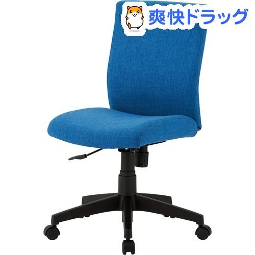 Digio2 ファブリックチェア 501 ブルー RZC-501BL(1コ入)【Digio2】【送料無料】