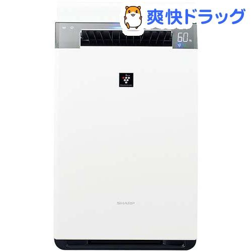 シャープ 加湿空気清浄機 ホワイト系 KI-HX75-W(1台)【シャープ】