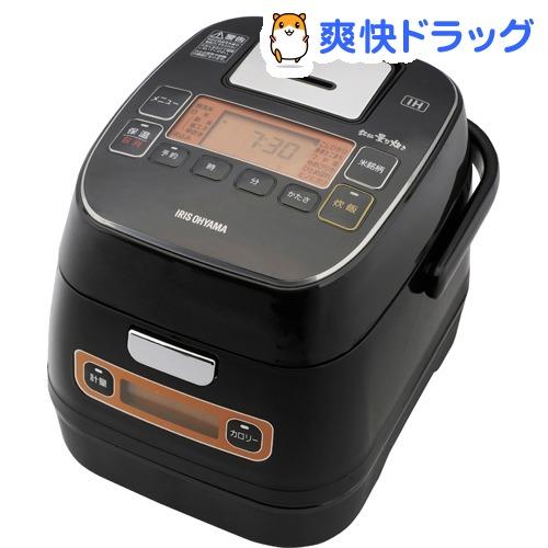 米屋の旨み 銘柄量り炊き 分離式IHジャー炊飯器 RC-IA31-B 3合