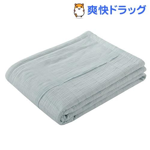 東京西川 肌掛け布団 シングル ブルー AE08402045B(1枚入)【東京西川】