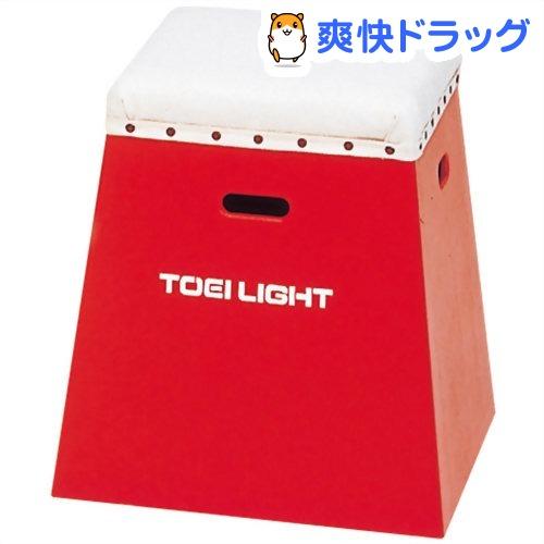 トーエイライト 入門用カラー跳び箱50 T-2267R 赤(1台入)【トーエイライト】
