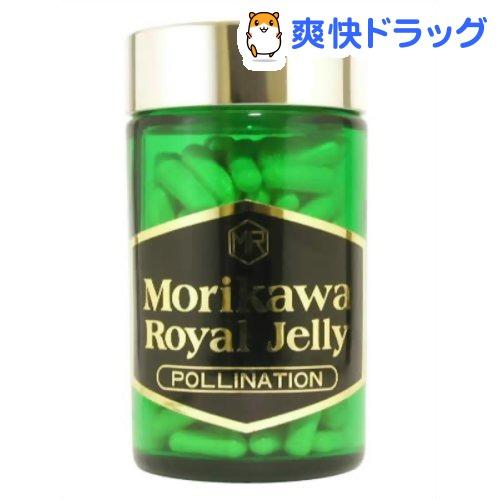 森川 ローヤルゼリー ポリネーション(170球)【森川ローヤルゼリー】