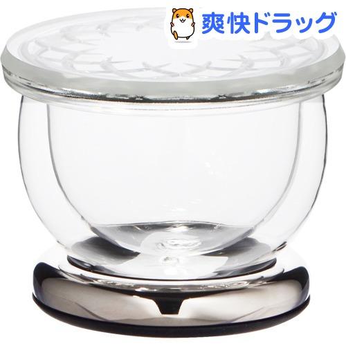 iwaki SNOWTOP ティーシリーズ ティーマグ botan (プラチナ) 407B-SV(1コ入)