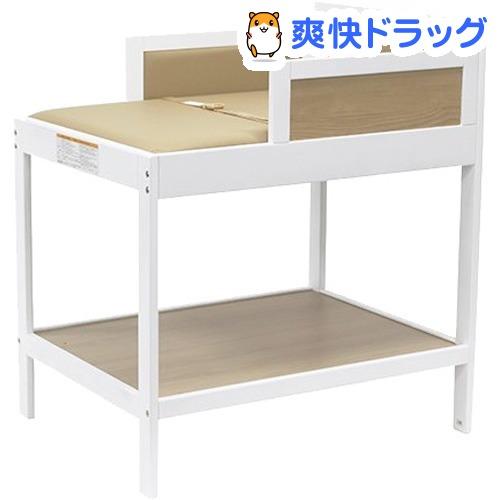 カトージ おむつ替え台 木製 ホワイト(1台)【カトージ(KATOJI)】