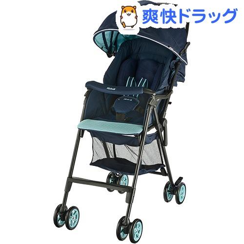 カルガルー ファースト ネイビーブルー(1台)【リッチェル ベビー用品】