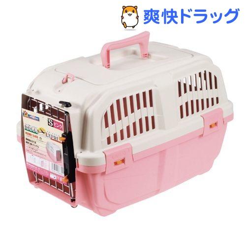 賜物 ドギーマン Doggy Man イタリア製ハードキャリー ドギー 評価 Sサイズ 1コ入 ピンク エクスプレス