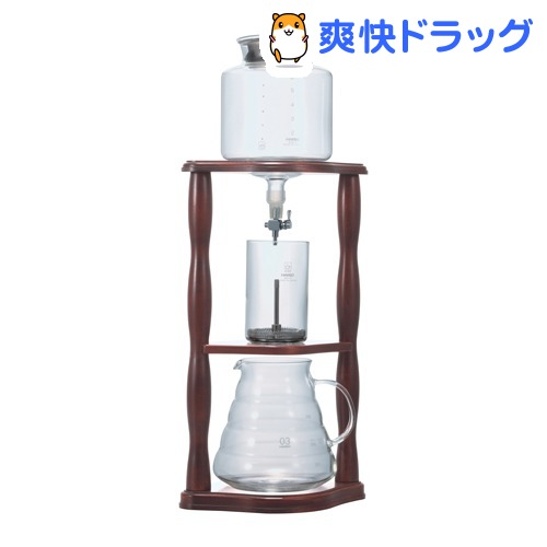 ハリオ ウォータードリッパー ウッド WDW-6(1コ入)【ハリオ(HARIO)】