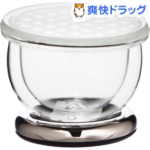 iwaki SNOWTOP ティーシリーズ ティーマグ shippo (プラチナ) 407C-SV(1コ入)
