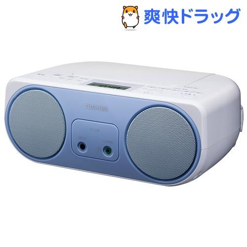 東芝 CDラジオ ブルー TY-C150(L)(1台)【東芝(TOSHIBA)】
