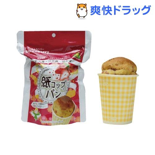 紙コップパン ストロベリー(95g*30コ入)