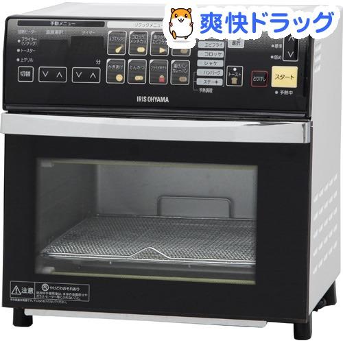 アイリスオーヤマ リクック熱風オーブン ホワイト FVX-M3A-W(1台)【アイリスオーヤマ】【送料無料】