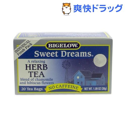 Bigelow sweet dreams (1.55 g * 20 Pack) [herb]