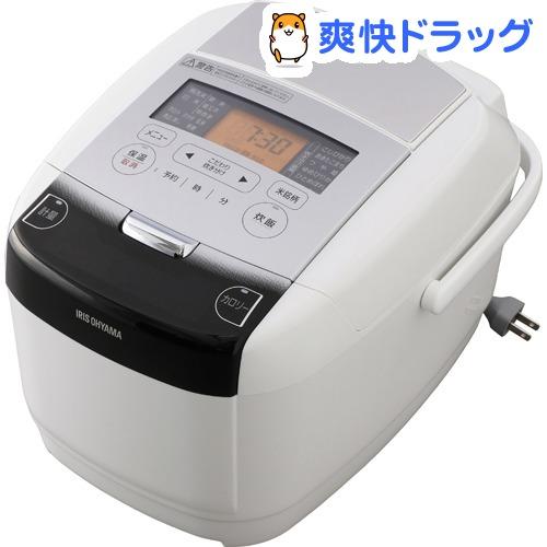 米屋の旨み 銘柄量り炊き IHジャー炊飯器 5.5合(分離なし) RC-IC50-W(1台)【アイリスオーヤマ】