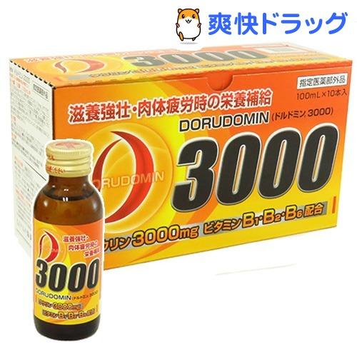 新作 ドルドミン 3000 爆売りセール開催中 10本入 100ml