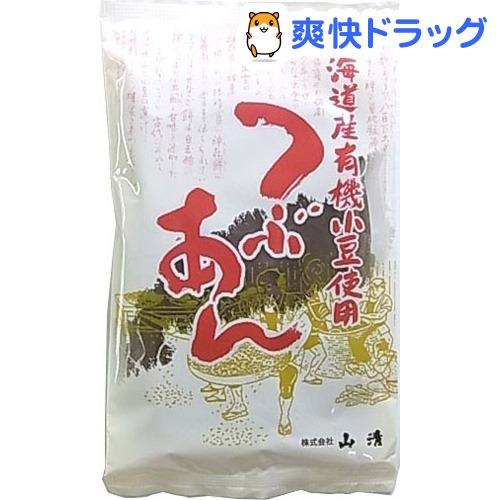 山清 北海道産有機小豆使用つぶあん 33647 山清 北海道産有機小豆使用つぶあん 33647(200g)