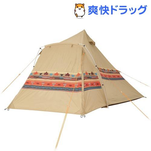 ナバホEX Tepeeリビング400-AI(1張)【ロゴス(LOGOS)】