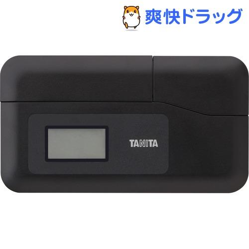 タニタ においチェッカー ES-100A-BK(1個)【タニタ(TANITA)】