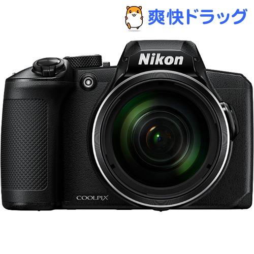 ニコン デジタルカメラ クールピクス B600 ブラック(1台)【クールピクス(COOLPIX)】