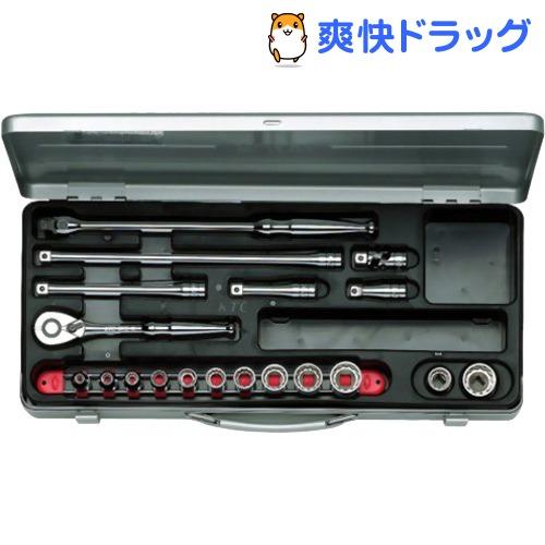 KTC ソケットレンチセット TB312X(1セット)【KTC】
