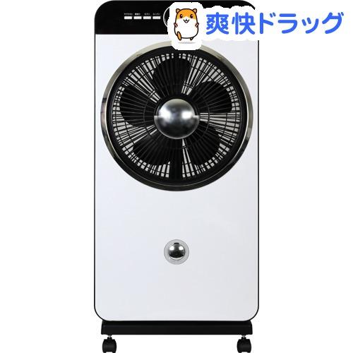 エスケイジャパン 首振りミストファン ホワイト SKJ-NE40MF-W(1台)【SKJ(エスケイジャパン)】[扇風機]