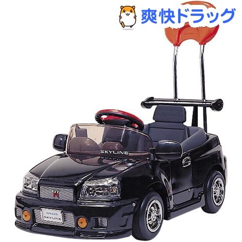 日产环山游览公路GT-R推押金踏板汽车R-34H(1)[玩具]