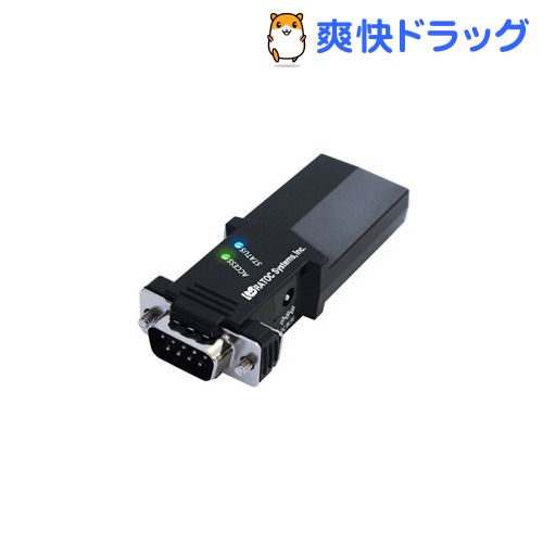 Bluetooth RS-232C 変換アダプター REX-BT60(1セット)