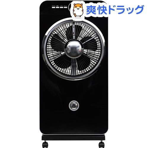 エスケイジャパン 首振りミストファン ブラック SKJ-NE40MF-K(1台)【SKJ(エスケイジャパン)】[扇風機]
