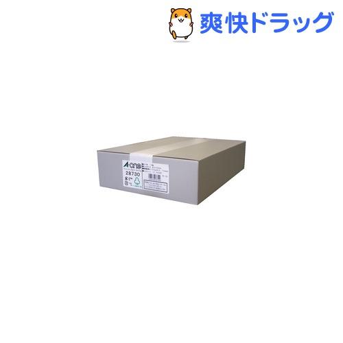 エーワン パソコンプリンタ&ワープロラベルシール(プリンタ兼用) 14面 28730(500シート)