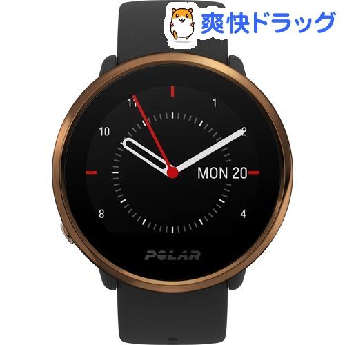 ポラール GPSフィットネスウォッチ IGNITE ブラック/カッパー M/L(1個)【POLAR(ポラール)】