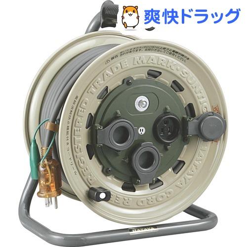 ハタヤ サンタイガーレインボーリール 30m GX-30(1コ入)【ハタヤ】