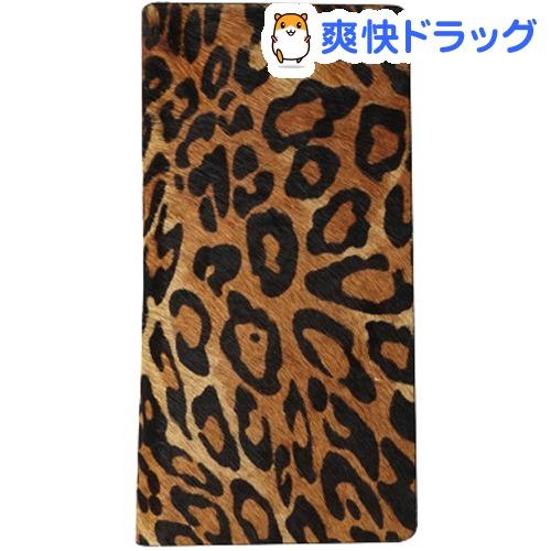 ゲイズ iPhone XR レオパードカーフダイアリー GZ13473i61(1コ入)【ゲイズ】