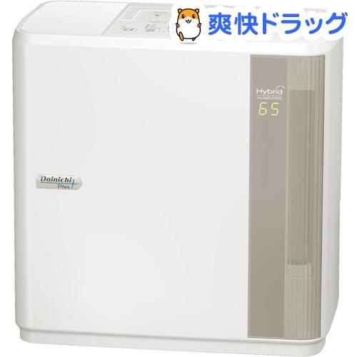 ダイニチ 加湿器 (プレハブ洋室19畳まで/木造和室12畳まで) ホワイト HD-7018-W(1台)【ダイニチ(DAINICHI)】