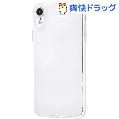 6aedd8555c 楽天市場】iPhone XR TPUソフトケース 極薄 クリア RT-P18TC7/CM(1コ入 ...