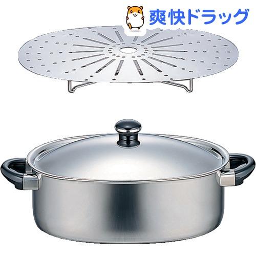 オブジェ 楕円鍋 OJ-65(1コ入)【オブジェ】