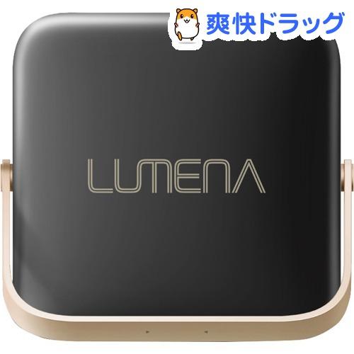 LUMENA 充電式LEDランタン LUMENA7 ルーメナー7 ブラック(1個)